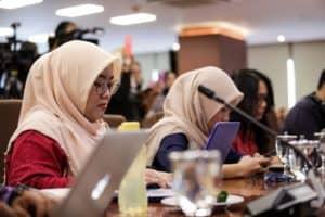 Coffee Morning Menko Kemaritiman Luhut B. Pandjaitan Bersama Dengan Awak Media