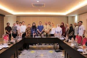Tingkatkan Kapasitas Jurnalistik, Media Sosial Dan Rencana Peluncuran Blue Print Pengelolaan It, Biro Perencanaan Dan Informasi Gelar Pelatihan