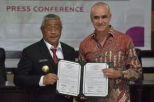Tidore Sukses Sebagai Tuan Rumah Pertemuan Internasional Gmnc Ke X Dan Siap Menyongsong Sail Tidore 2021