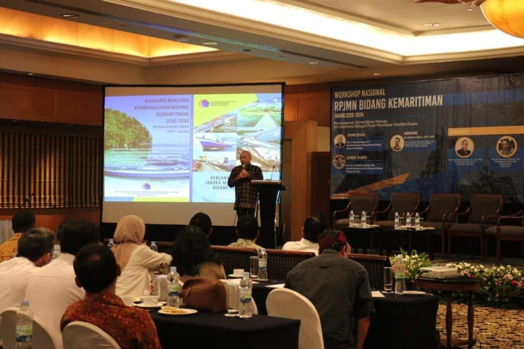 Kemenko Maritim Susun Rpjmn 2020 – 2024