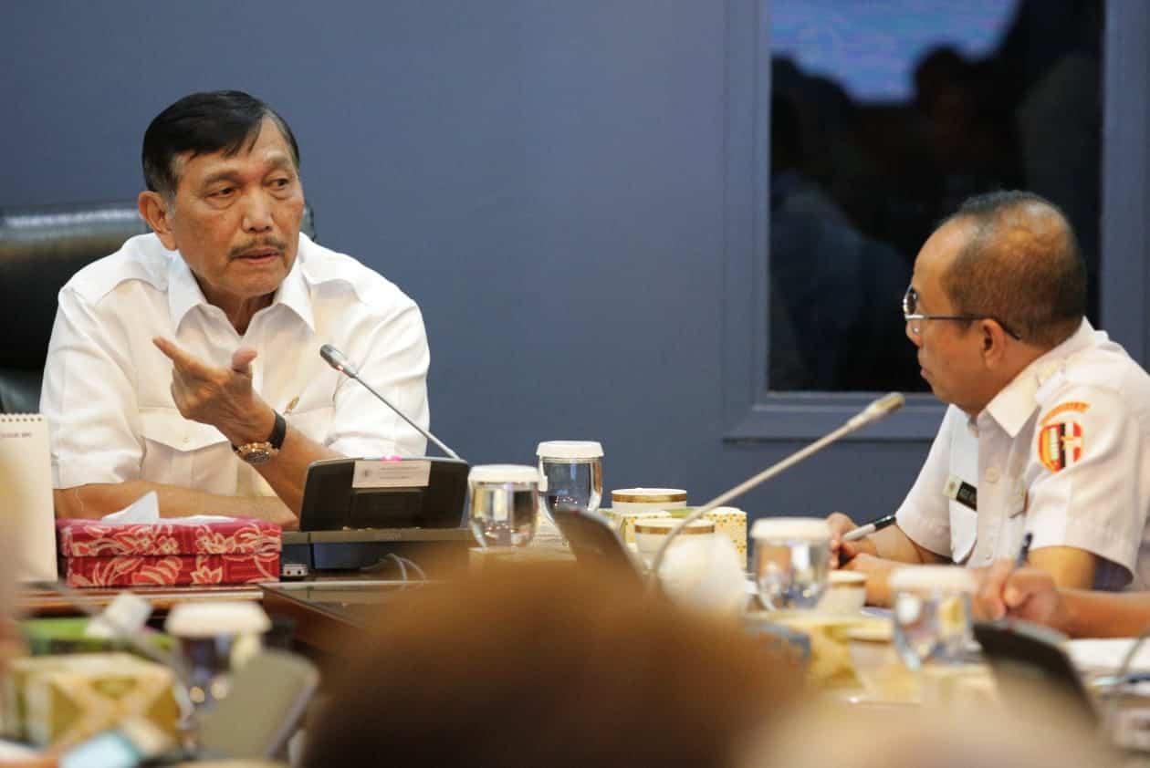 Rapat Koordinasi Terkait Agenda Pembekalan Anggota Dpr Ri Terpilih