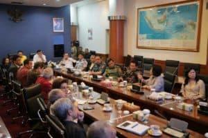 Rapat Koordinaso Terkait Agenda Pembekalan Anggota Dpr Ri Terpilih