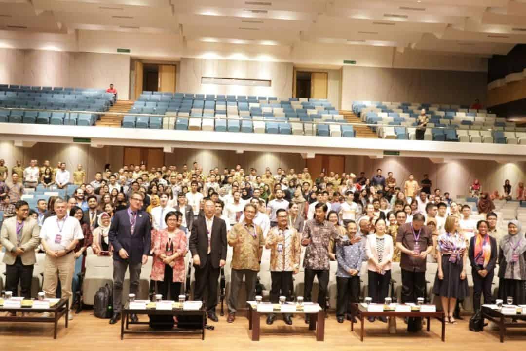 Kemenko Kemaritiman Ajak Anak-anak Muda Dari 39 Negara Komit Dan Aktif Jaga Lingkungan