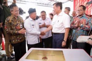 Menko Luhut Resmikan Gerai Fish Mart Dan Pelelangan Online Pertama Di Indonesia
