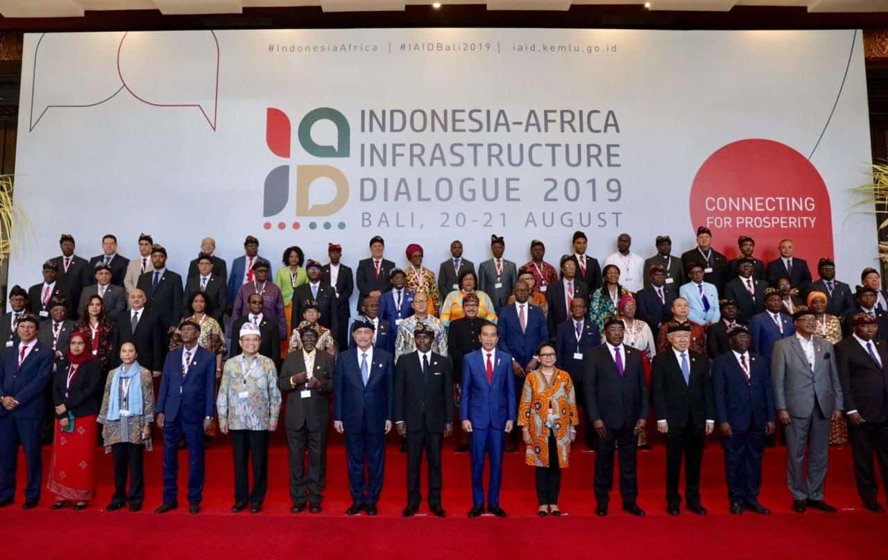 Indonesia Siap Bekerjasama Membangun Infrastruktur di Kawasan Afrika