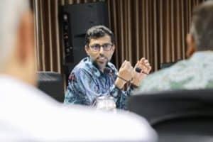 Menko Luhut Melaksanakan Rapat Dengan Delegasi Investasi Uni Emirat Arab