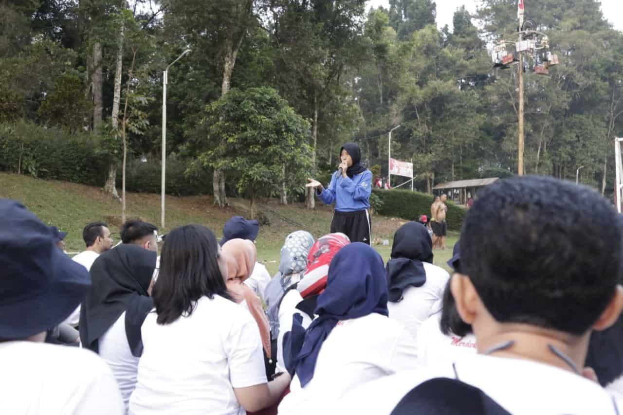 Kuatkan Semangat Bela Negara, Biro Umum Gelar Penguatan Pegawai