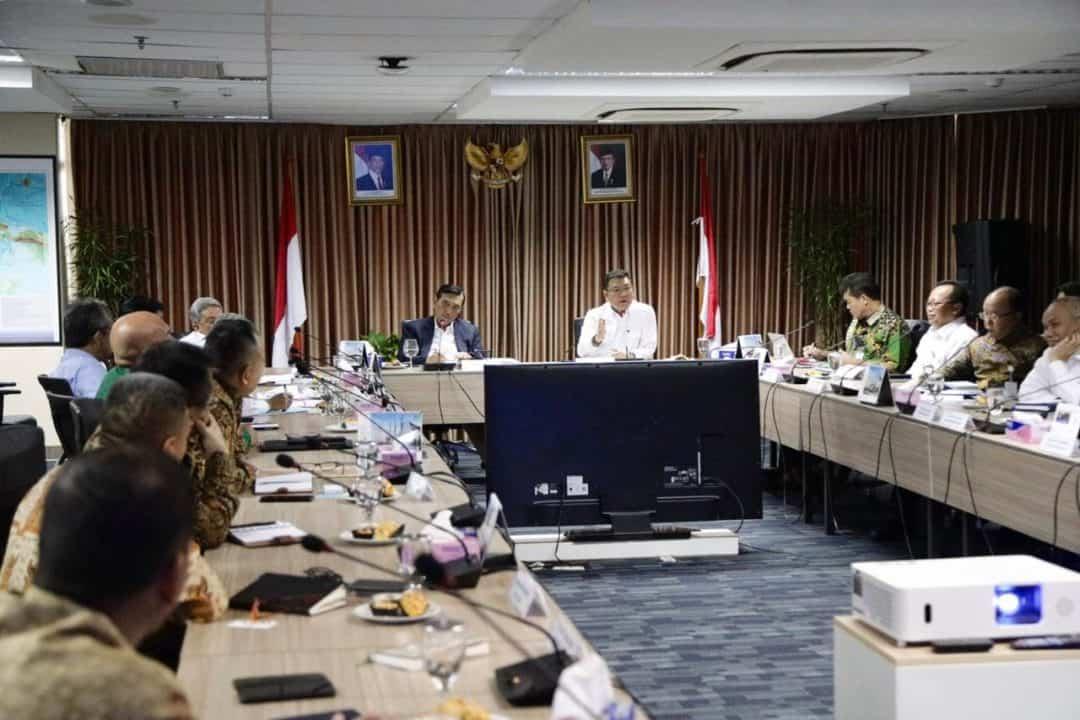 Menko Luhut : FIR Itu Urusan Teknis dan Administratif Negara