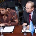 Kemenko Bidang Kemaritiman Teken Komitmen Usd 1 Juta Dukung Penanganan Krisis Perubahan Iklim