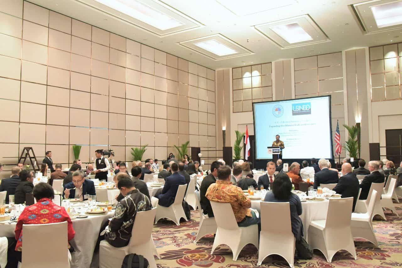 Menko Luhut : Anggota Kongres As Apresiasi Pertumbuhan Ekonomi Indonesia