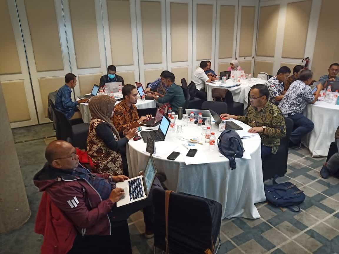 Perkuat SDM, Biro Umum Kemenko Kemaritiman Gelar Sosialisasi Penyusunan Analisis Jabatan