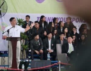 Menko Luhut Bahas Kiat SDM Unggul di Indonesia di UPH Festival