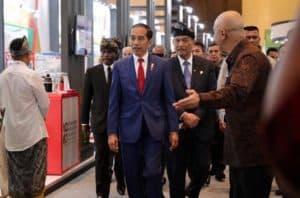 Menko Bidang Kemaritiman Mendampingi Presiden Menghadiri Indonesia – Africa Infrastructure Dialogue 2019