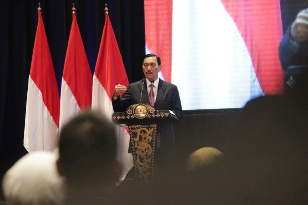 Menko Luhut : Stabilitas Adalah Syarat Utama Pertumbuhan Ekonomi