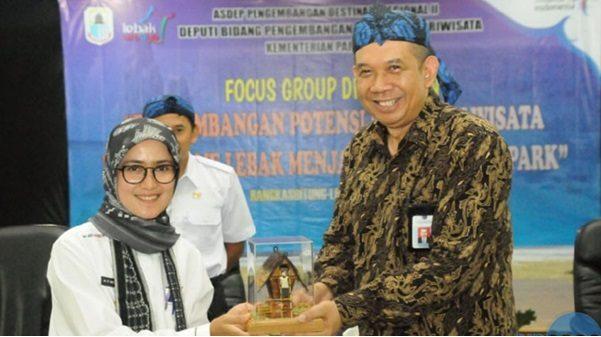 Kemenko Maritim Bahas Pembentukan Geopark Bayah Dome Lebak
