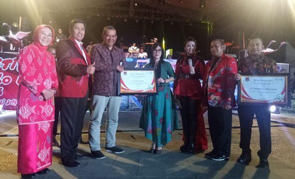 Eksplor Keindahan Banggai melalui Festival Pulo Dua 2019