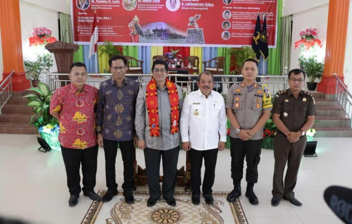 Dukung Budaya Nias Jadi Warisan Budaya Dunia UNESCO, Pemerintah Gelar Seminar Internasional