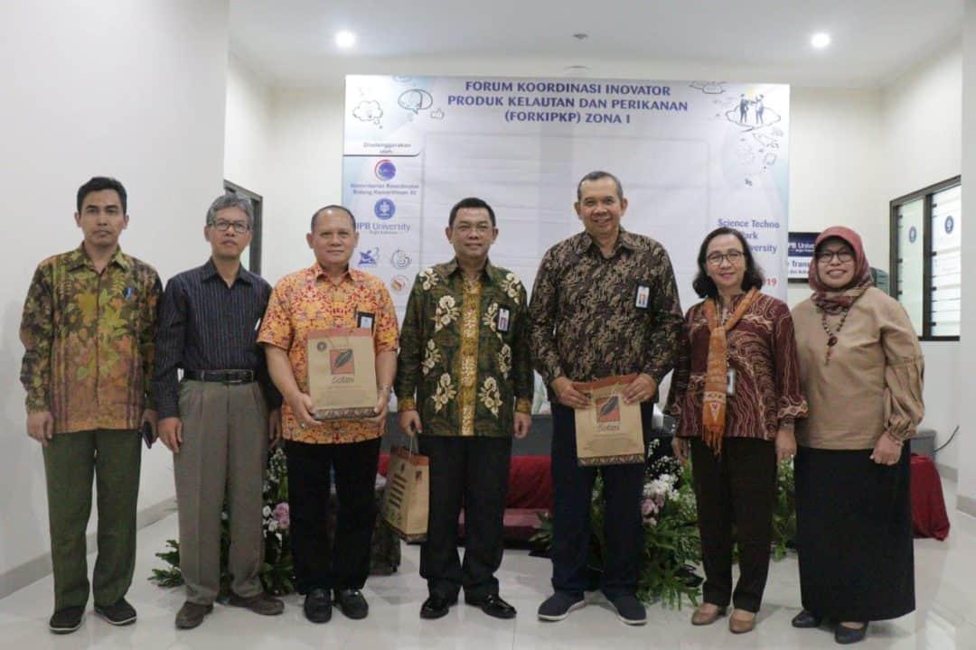 Kemenko Maritim Perkuat Hilirisasi Produk Inovasi melalui Forum Koordinasi Inovator Produk Kelautan dan Perikanan (ForKIPKP) Zona I