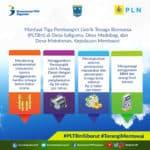 Resmikan Pembangkit Listrik Tenaga Biomassa Pertama di Asia Pasifik, Menteri Bambang: PLTBm Hemat Biaya Penyediaan Listrik Rp 14 Miliar per Tahun
