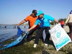 Beach Clean Up Mertasari