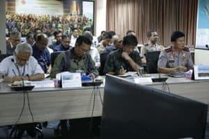 Menko Kemaritiman Luhut B. Pandjaitan pimpin rakor Pembangunan Kendaraan Bermotor Listrik Berbasis Baterai untuk Transportasi Jalan