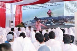 Sosialisasi Gerakan Indonesia Bersih di Babelan