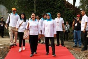 Edukasi Penanganan Sampah Plastik oleh OASE Kabinet Kerja