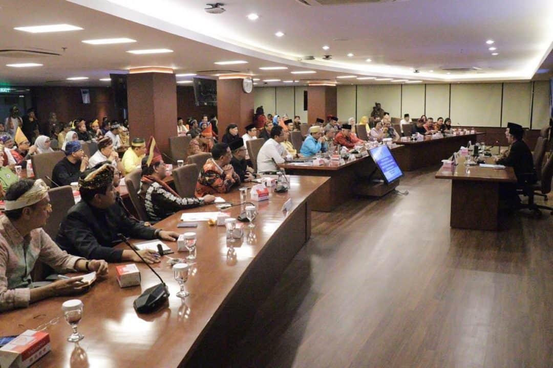 Rapat Evaluasi Kerja Akhir Jabatan Kabinet Kerja Lingkup Internal Kemenko Bidang Kemaritiman