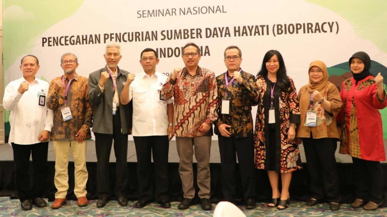 Kemenko Kemaritiman dan Investasi bersama Kementerian Riset dan Teknologi Gelar Seminar Nasional Pencegahan Pencurian Sumber Daya Hayati (Biopiracy) Indonesia