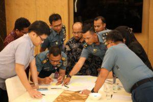 Latih Calon Negosiator Muda, Pemerintah Gelar FGD Delimitasi Batas Maritim