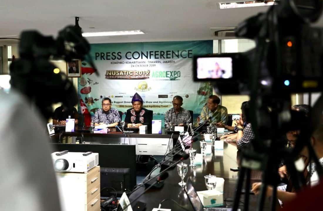 Nusatic 2019, Event Terbesar di Dunia yang Dapat Menghidupkan Ekonomi Kecil, Menengah, dan Industri Ikan Hias Besar Nasional