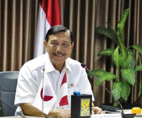 Kunker ke Jepang, Menko Luhut: Indonesia Sedang Melakukan Transformasi Ekonomi dari Comodity Base ke Hilirisasi