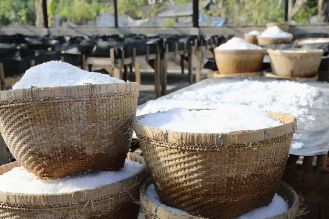 Melalui Teknologi dan Inovasi, Kemenko Marves Dorong Pengolahan Industri Garam Rakyat di Bali