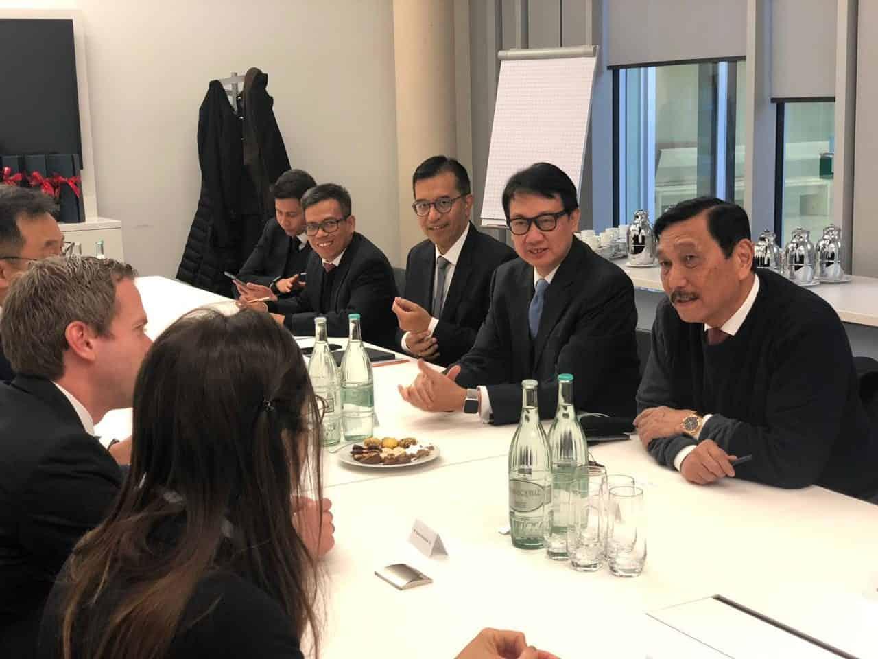 Luhut dan Bahlil: Sumber Daya Alam Indonesia, Nilai Tambah Bagi Investor
