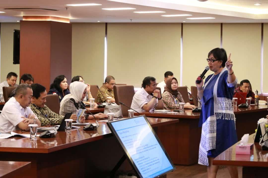 Kemenko Marves Gelar Workshop Pengembangan Kompetensi dan Karir Pegawai