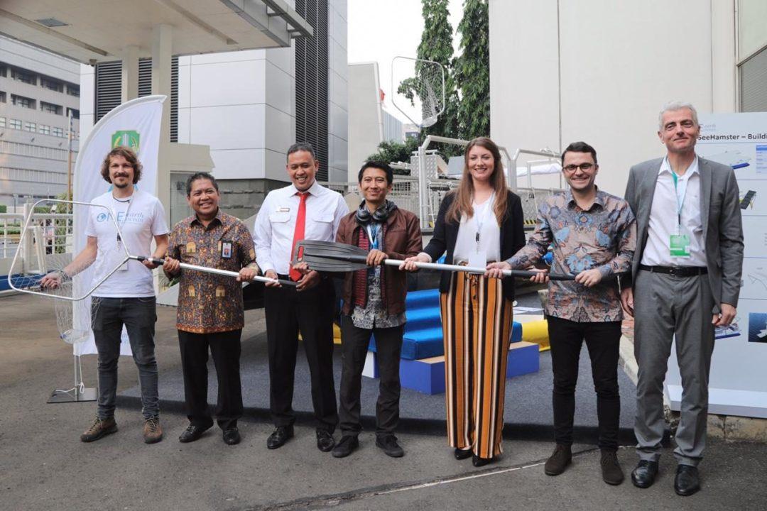 Deputi Safri: 3 Kapal Pembersih Sungai Siap Beroperasi di Bekasi