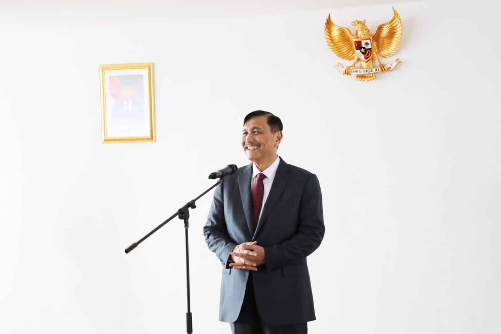 Menko Luhut: Indonesia Akan Melawan, Jangan Dikte Kami