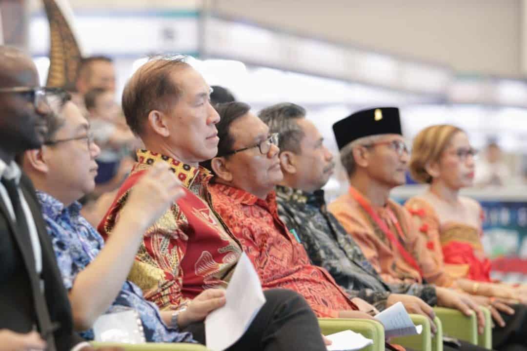 Nusatic 2019 dan Agro Expo 2019 Resmi Ditutup, Kemenko Marves : Event Ini Menggerakkan Roda Perekonomian dan Meningkatkan Kesejahteraan Masyarakat