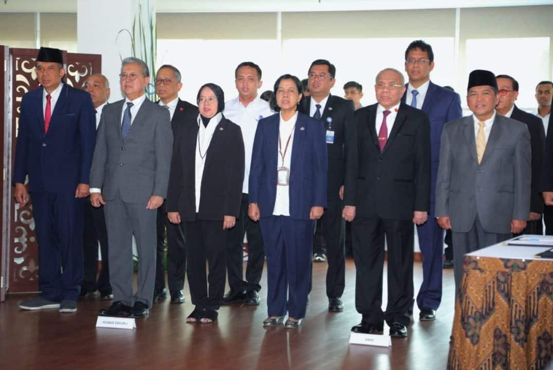 Pelantikan Sekretaris Kemenko Kemaritiman dan Investasi, Menko Luhut : Bekerjalah Dengan Cepat dan Baik