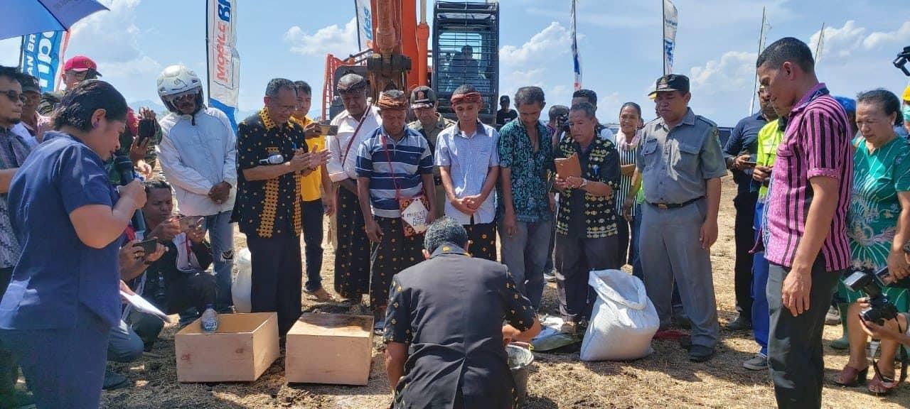 Australia Investasi Jutaan Dollar Untuk Garam di Nagekeo