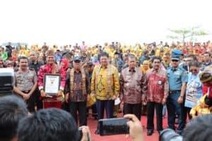 Memperingati Hari Nusantara ke-19,Deputi Safri: Hari Nusantara Memperkuat Rasa Kesatuan