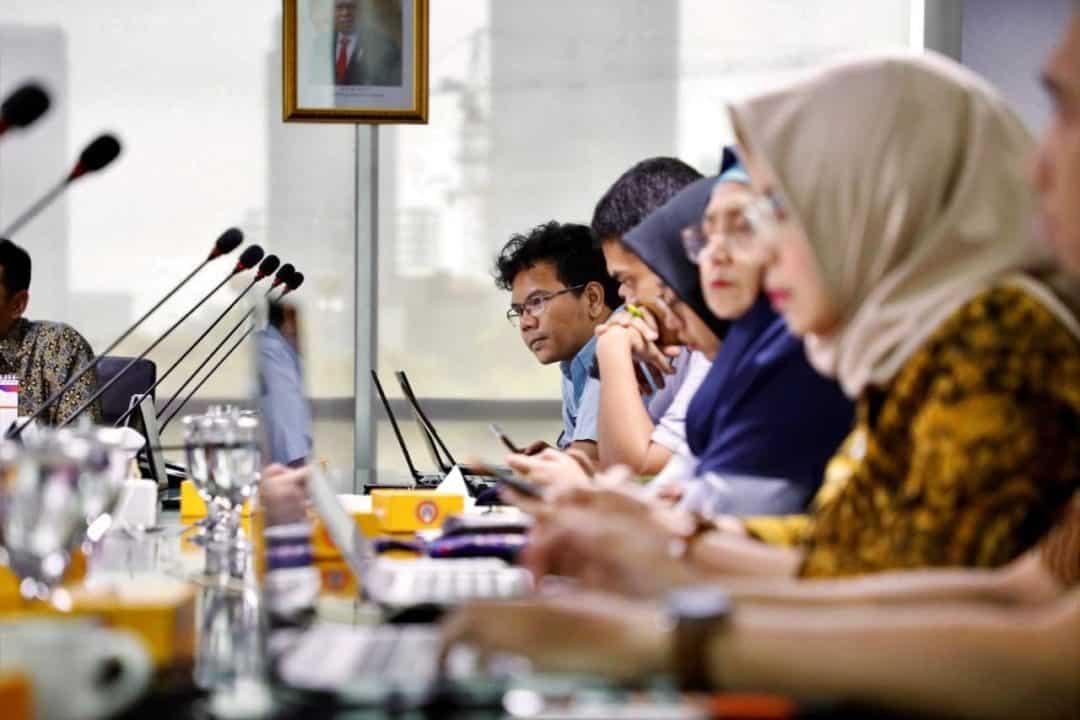 Kemenko Maritim Bahas Pentingnya PDB dalam Perekonomian Maritim