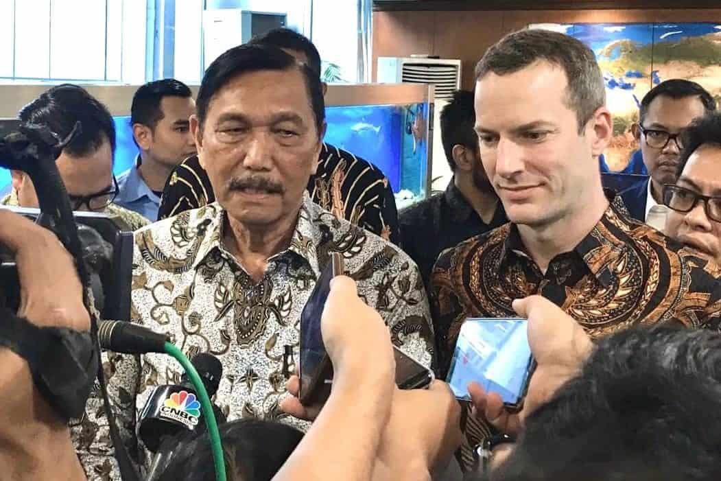 Menko Luhut: Amerika Serikat akan berinvestasi multibillion USD di Indonesia