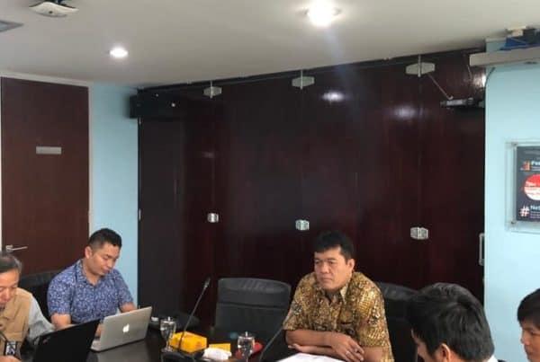 Kemenko Marves Lakukan Koordinasi terkait Penguatan dan Pengembangan Sistim Informasi Gempa Bumi dan peringatan Dini Tsunami