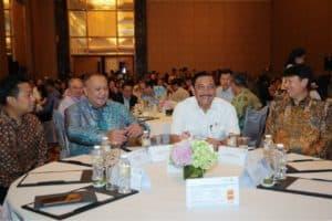 Menko Luhut B. Pandjaitan sebagai Keynote speech si SCB Research Briefing 2020