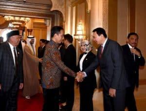 Menko Luhut: Putra Mahkota UEA Menjadi Ketua Dewan Pengarah Pembangunan Ibu Kota Baru