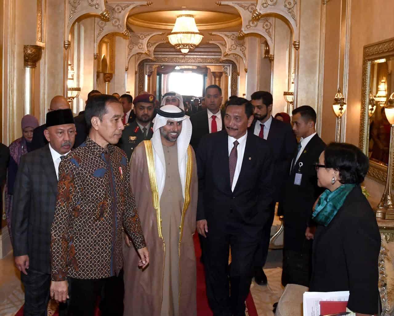Menko Luhut: Kerjasamadengan UAE adalah terbesar yang disepakati dalam wakti singkat