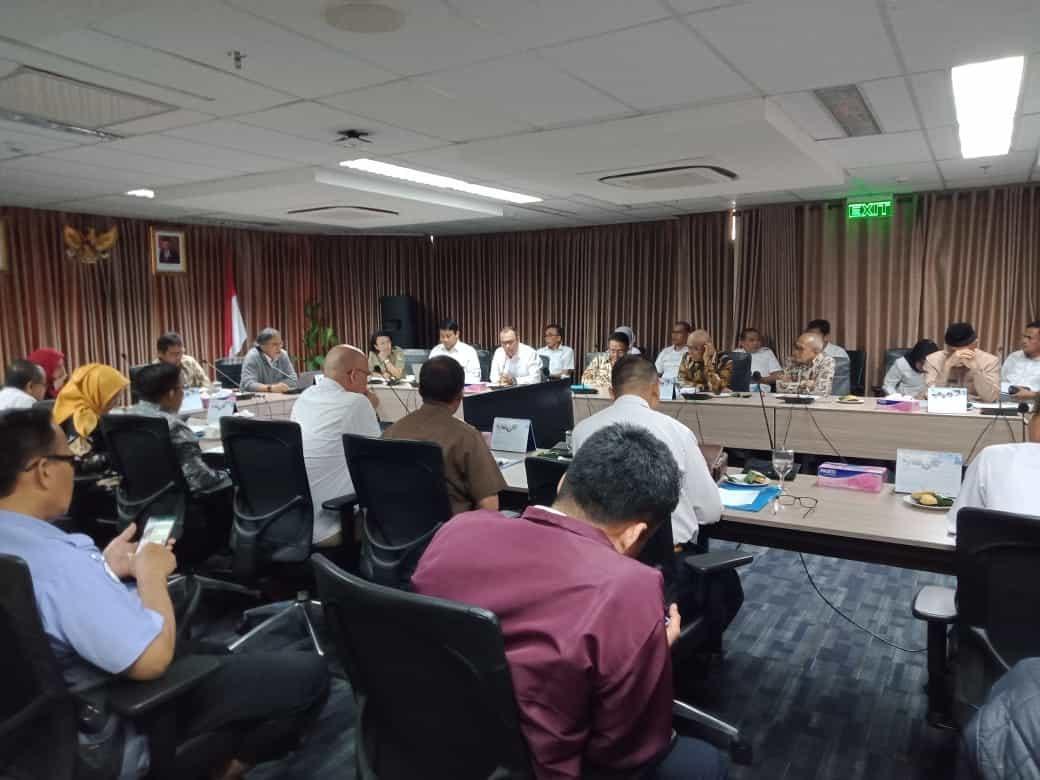 Deputi Ridwan: 6 Infrastruktur di Provinsi Sumbar Diperbaiki Tahun Ini