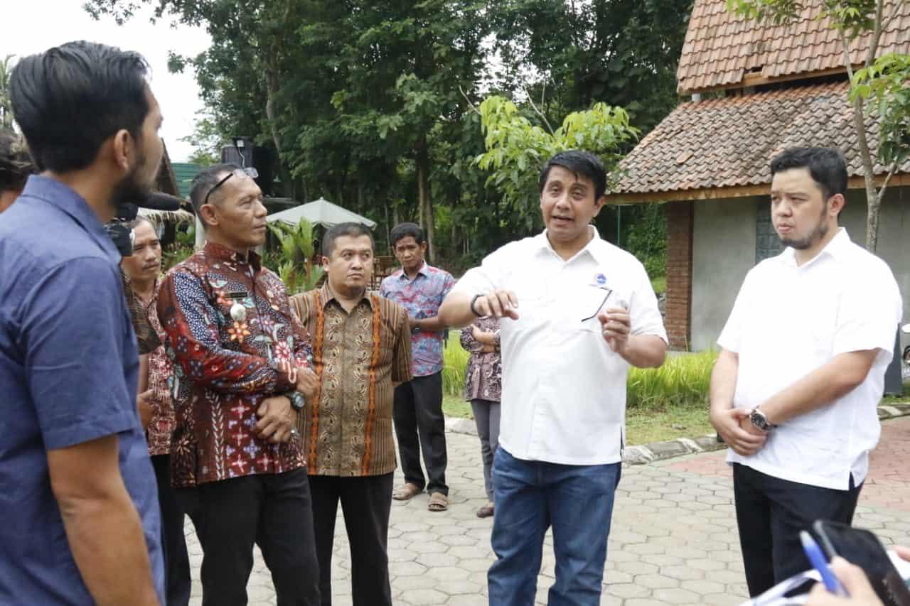 Koordinasikan Penataan Infrastruktur Kawasan Borobudur, Kemenko Kemaritiman dan Investasi Sinergikan Konsep ITMP dengan Usulan Masyarakat