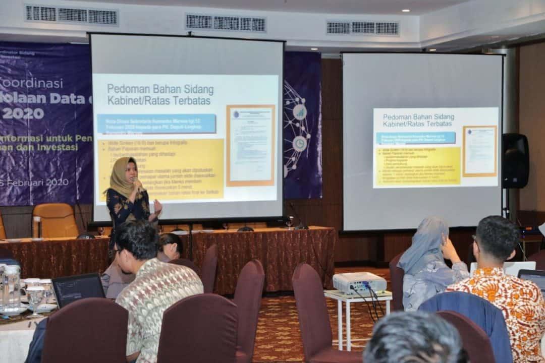 Kemenko Marves Siapkan Sistem Informasi Handal dan Siap Menjadi Pelopor Standarisasi Aplikasi Digital